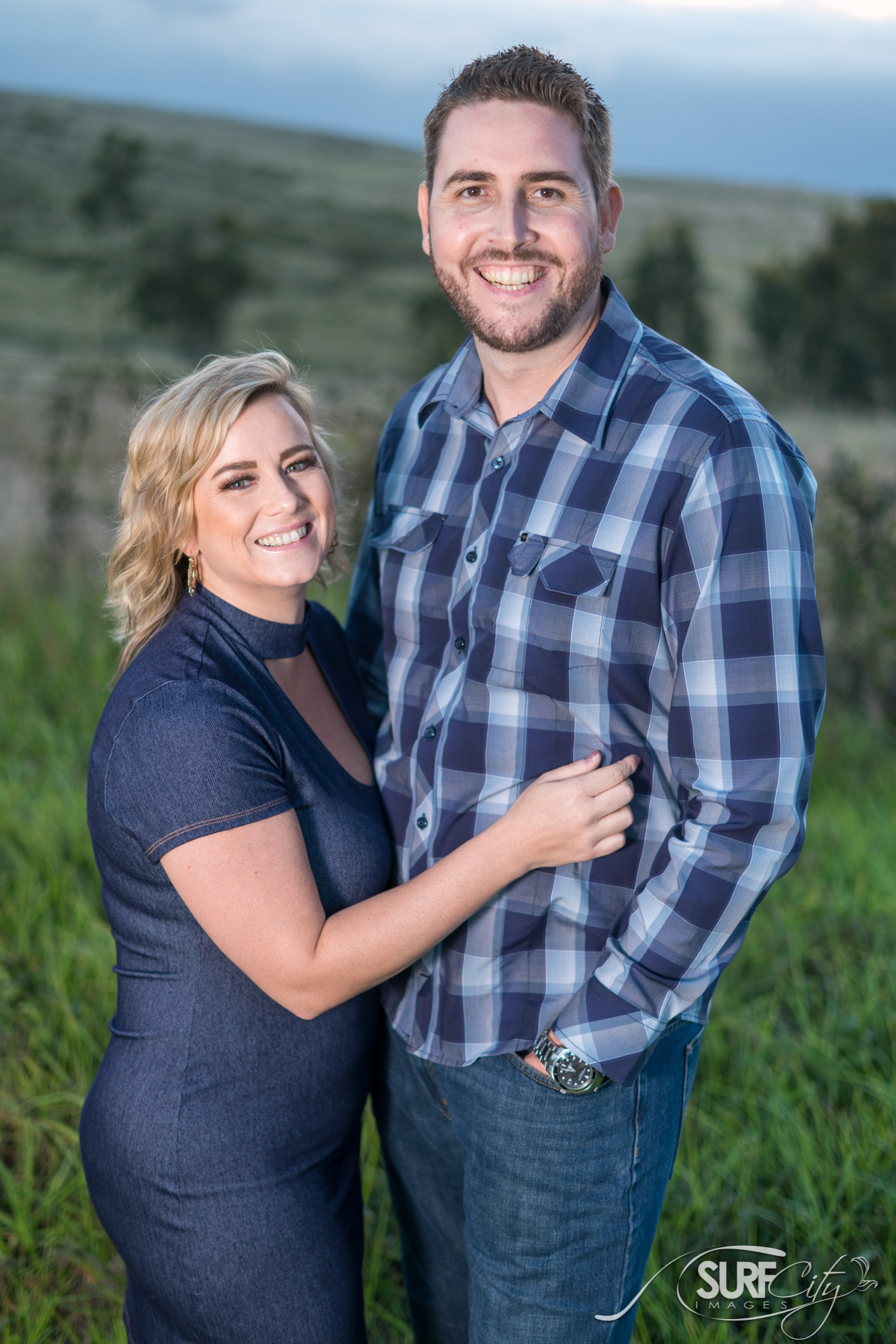 Engagement Portraits in Waimea