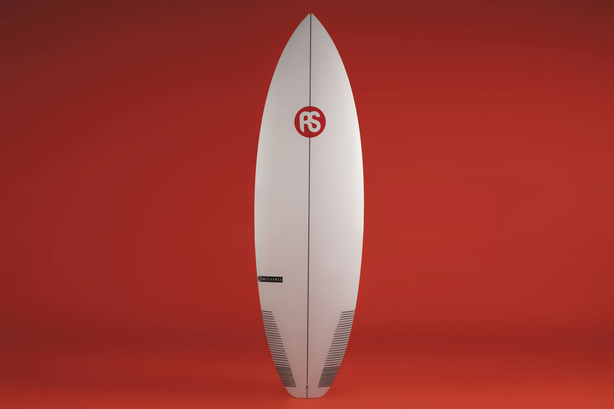 """El Bandido"" by RS Surf Co."