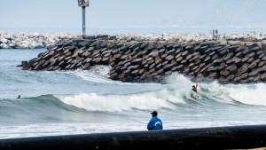Wave hunting through Ventura and Santa Barbara