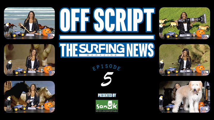 The Off Script Awards, Part 2 - Featuring a live dog