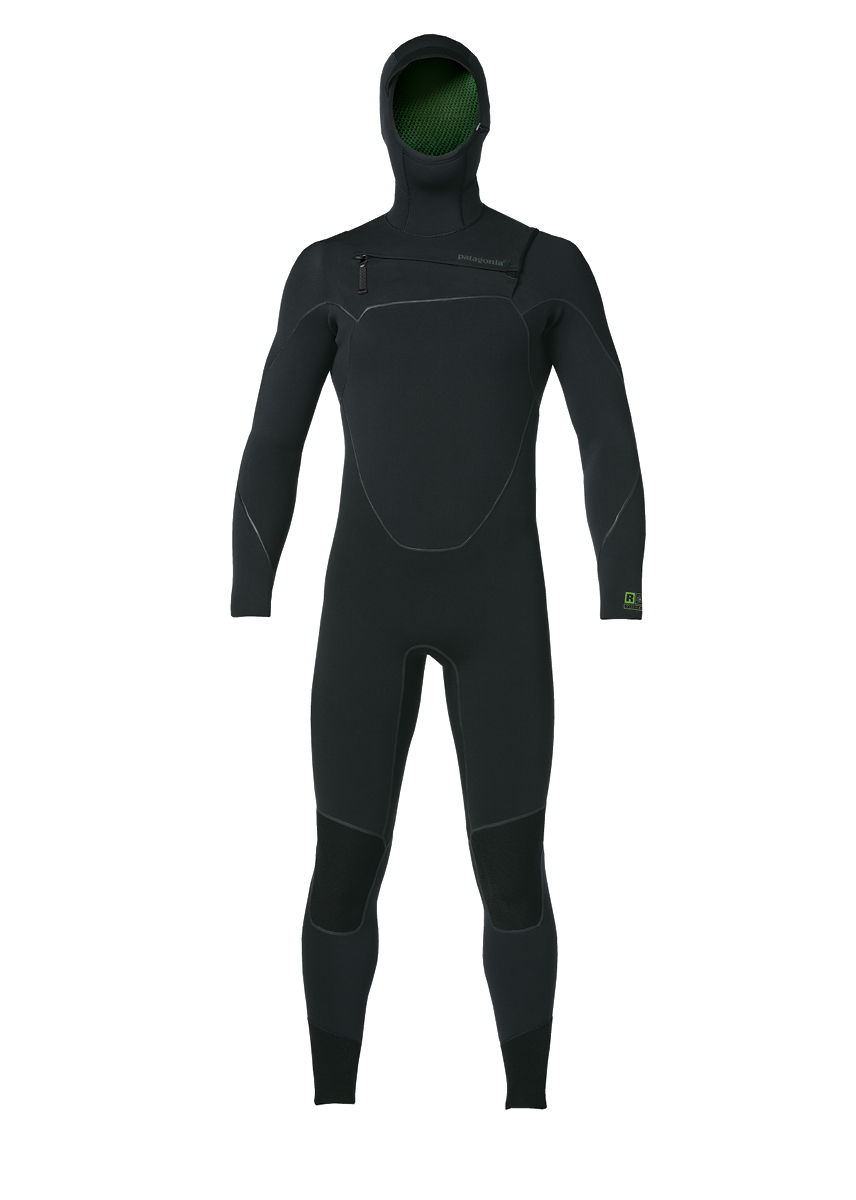 e5bdb3a1b Patagonia R2 Yulex Front- Zip Hooded Full Suit  SURFING MAGAZINE Winter  Wetsuit Guide 2034