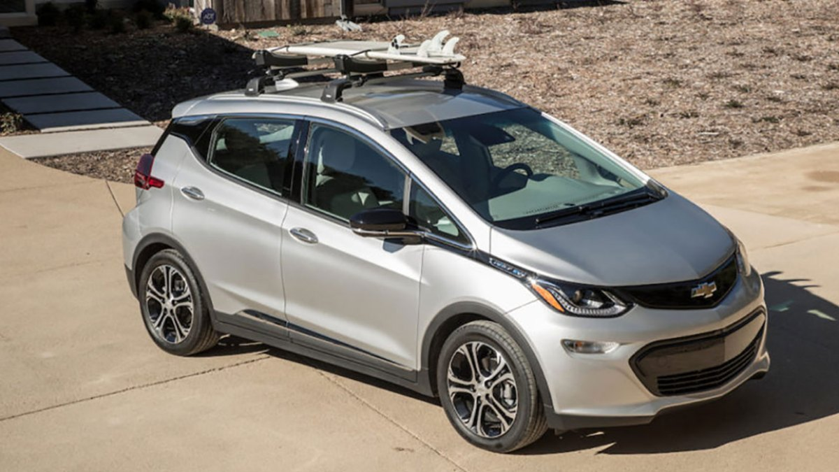 SURFER Approved: 2017 Chevy Bolt