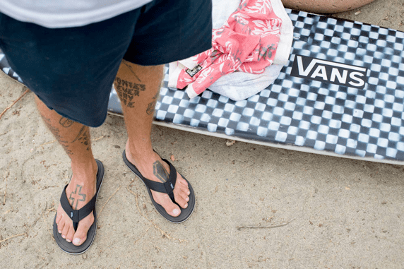 3887a6f18b Vans Expands Nexpa Synthetic Sandal Collection - SURFER Magazine