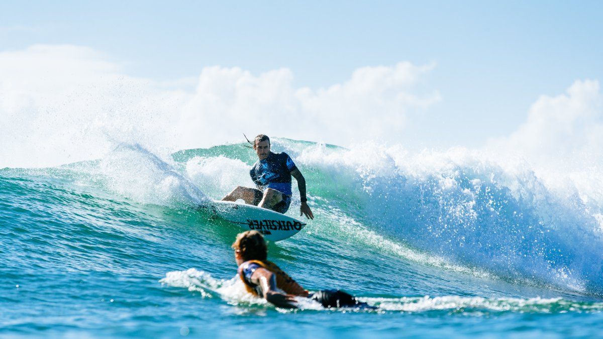 The Doherty Report: The Rabbit and the Greyhound - SURFER Magazine
