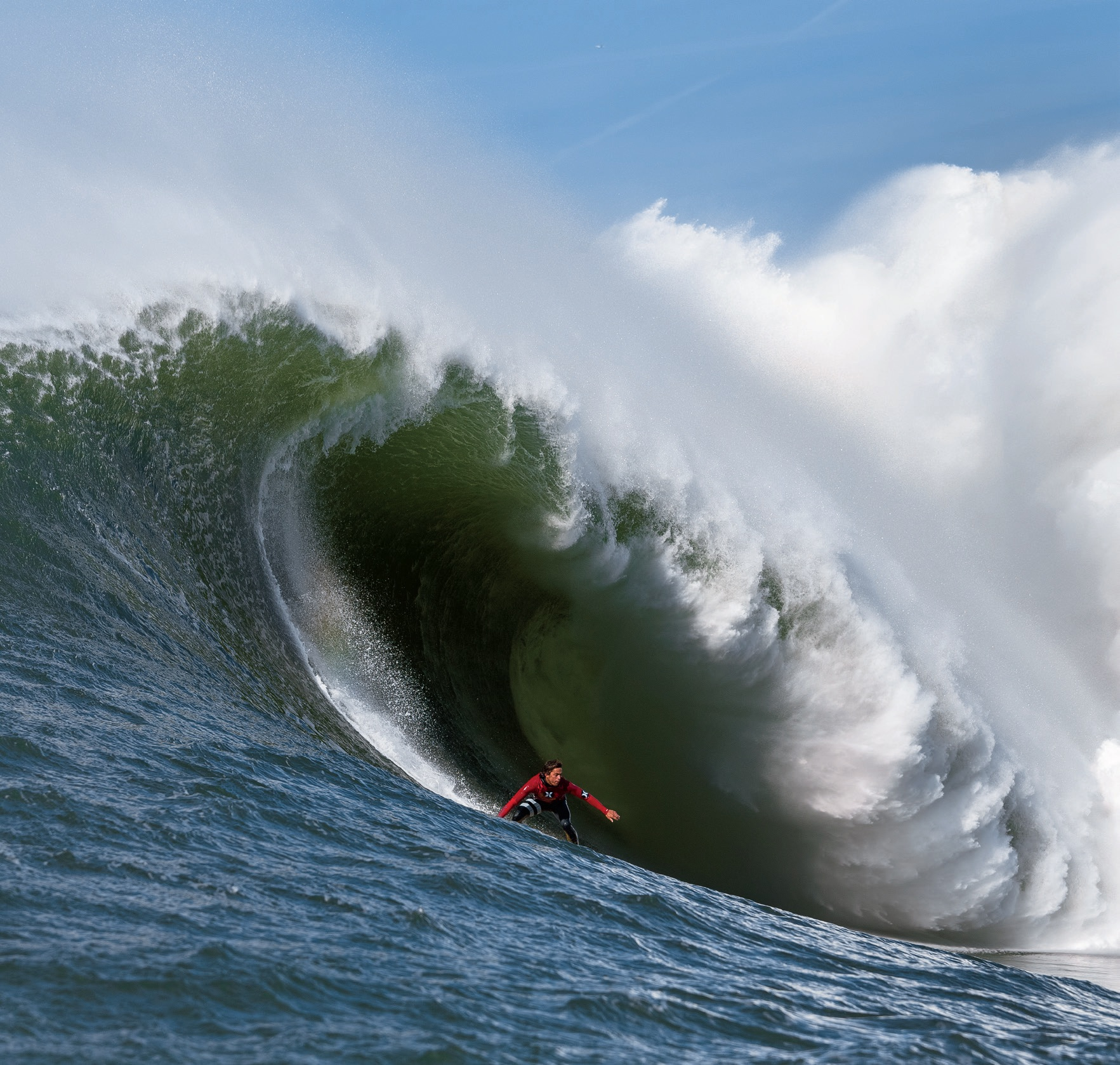 WSL Axes Mavericks Event and Restructures Big Wave World