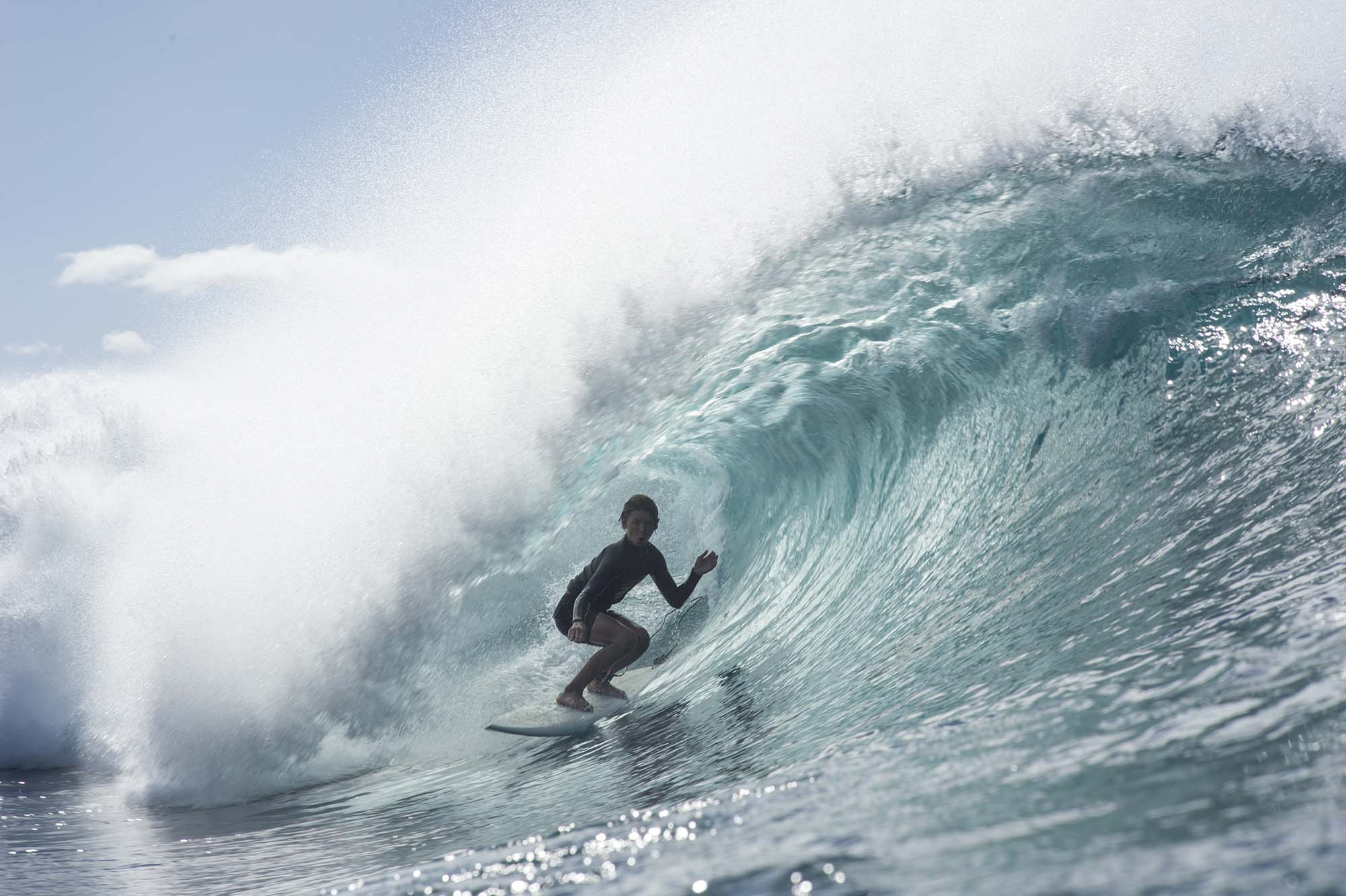 Joel And Tosh Tudor Discuss Father Son Sessions At Pipeline