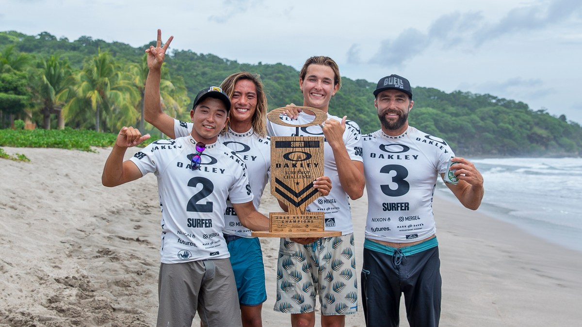2019 Oakley Surf Shop Challenge National Champions: Catalyst