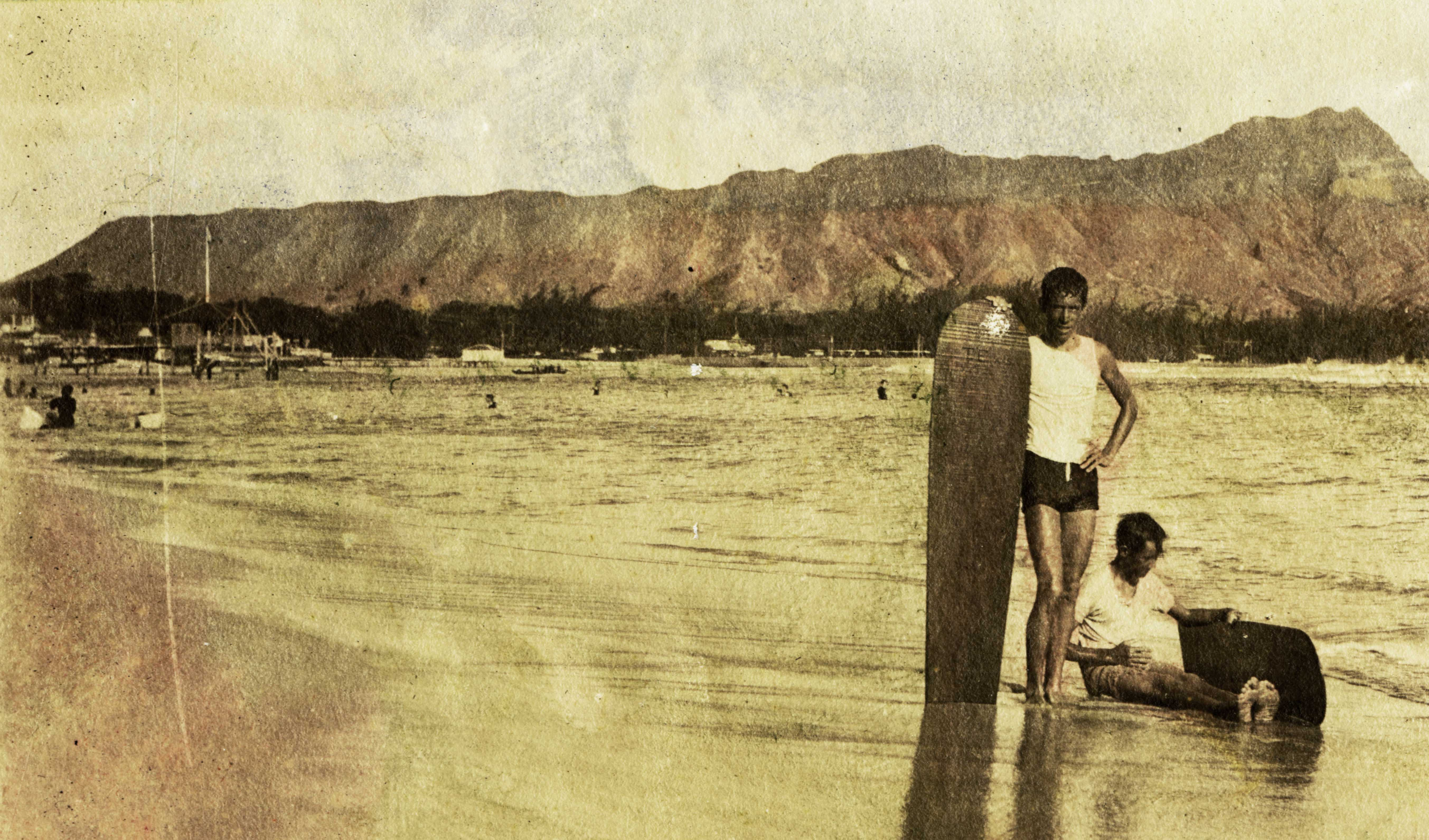 What Surfboards from the 1800s Can Teach Us About Surfing's Past