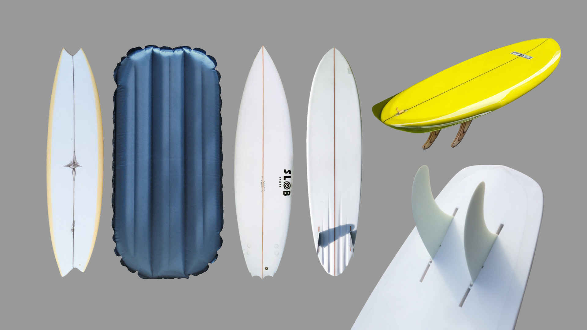 8 Unconventional Boards We're Dying to Try This Season