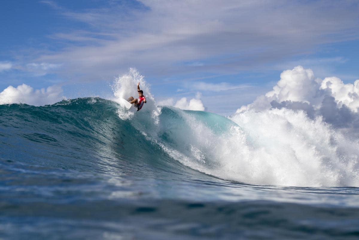 David Van Zyl Wins Vans Pro at Sunset | SURFER Magazine
