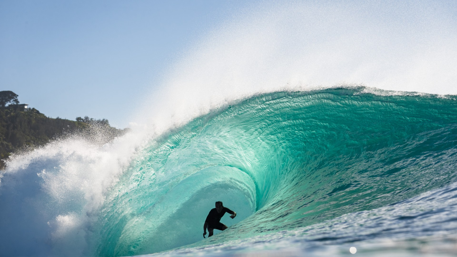 Dream Run Of Swell For North Shore Surfers Surfer Magazine