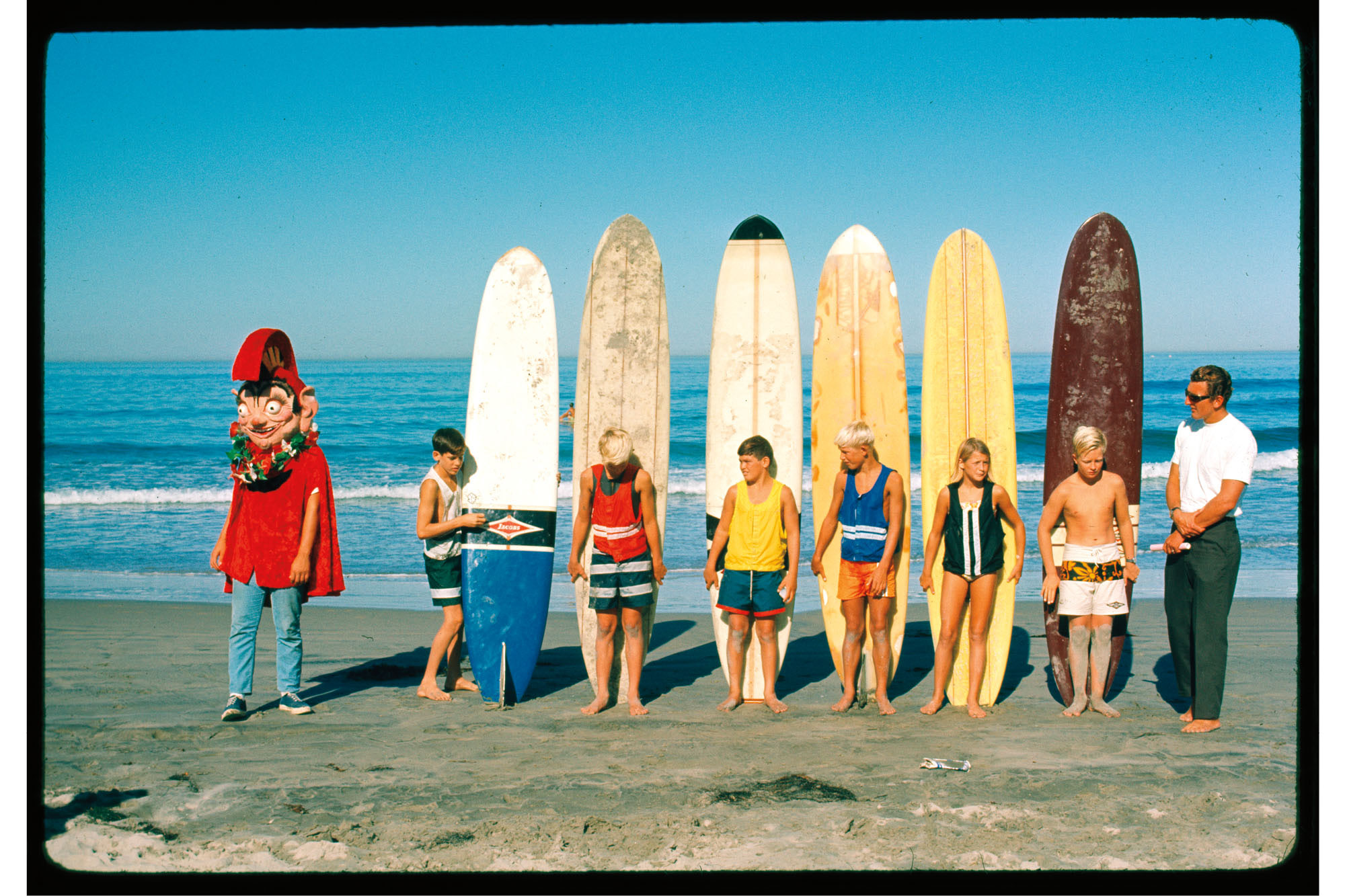 Was This The Best Era to be a California Surfer?