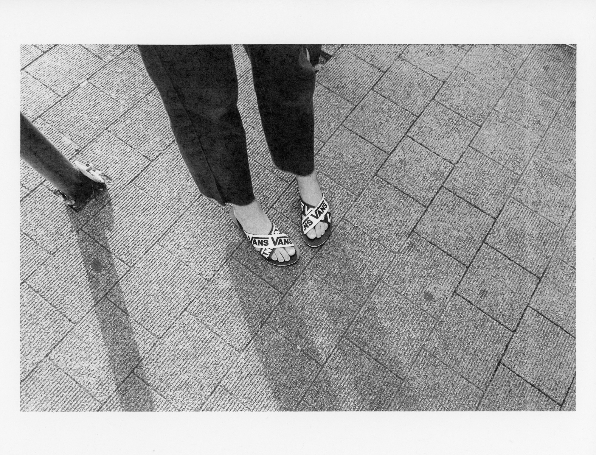 Introducing Vans' Cross Strap Sandal