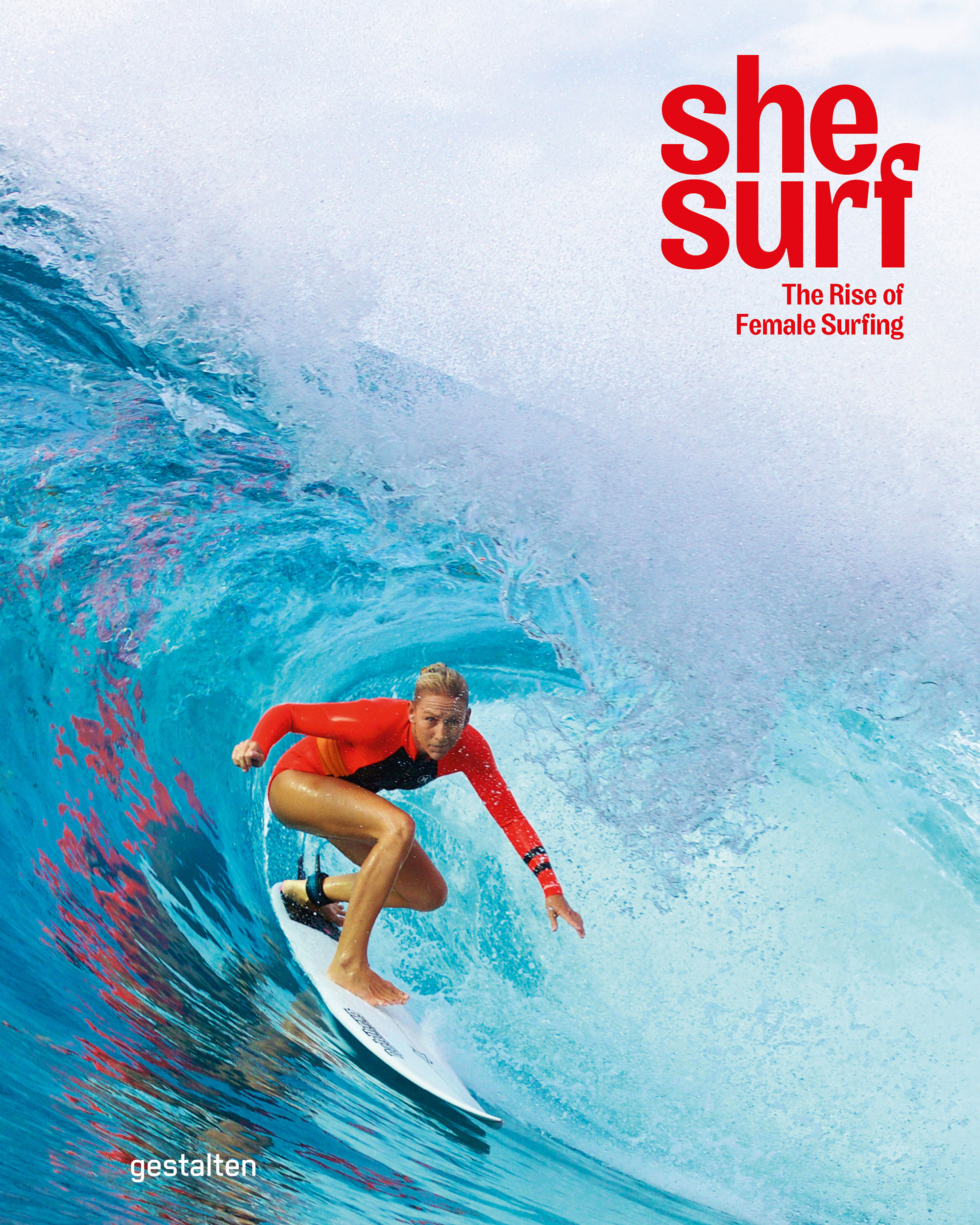 A 250-page look at the past, present and future of women's surf culture