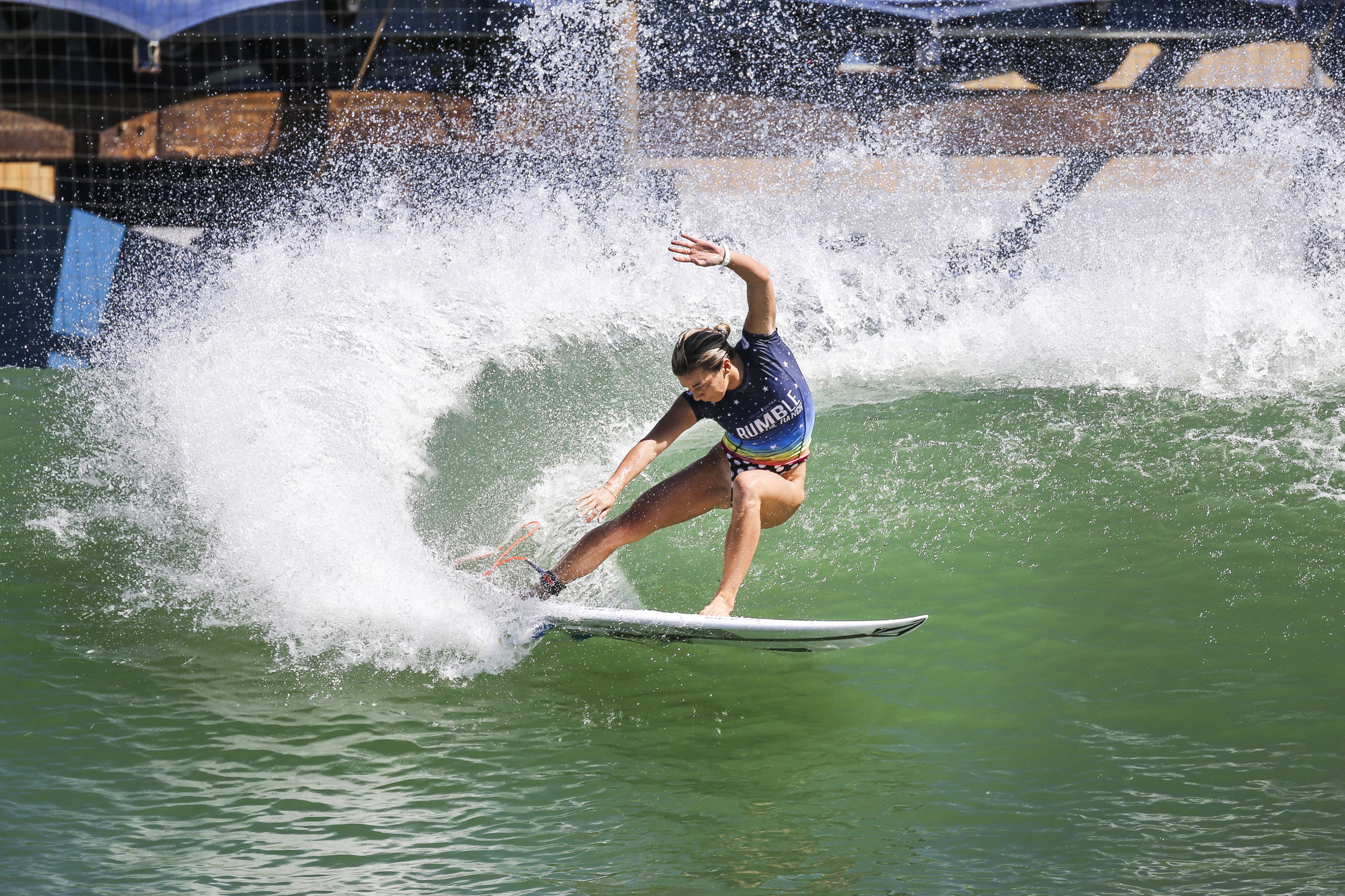 coco ho rumble at the ranch