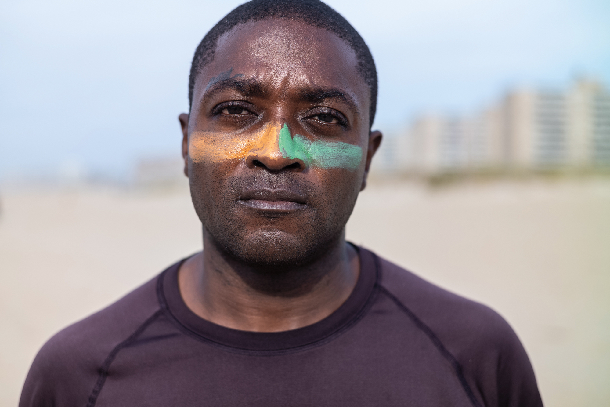 Led by Harris, the New York surf community has made a massive statement these past few months, organizing hundreds of surfers for multiple paddle outs for racial justice.