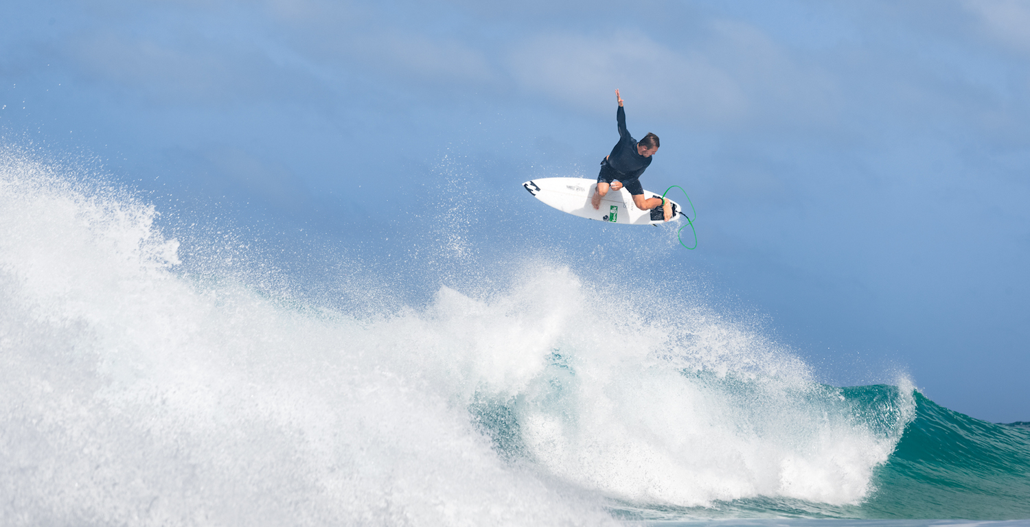 The world may have seemed to stop spinning in 2020, but Ryan Callinan hasn't.