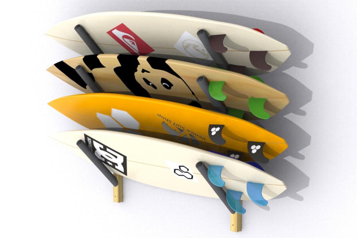 https www surfertoday com surfing the best surfboard wall racks