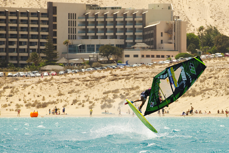 Fuerteventura: a wind sports heaven | Photo: Carter/PWA