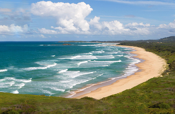 Coffs Harbour: waves for all tastes