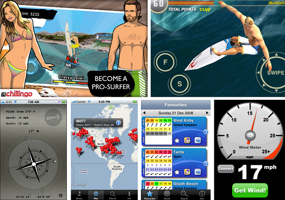 The best iPhone surf games and apps