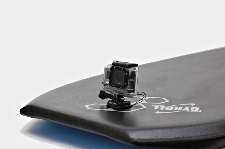 MS Pro Plug: the GoPro bodyboard mount by Science