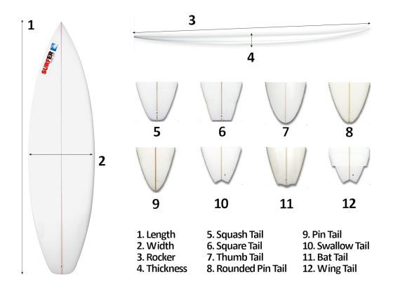 surf 101 glossary of terms