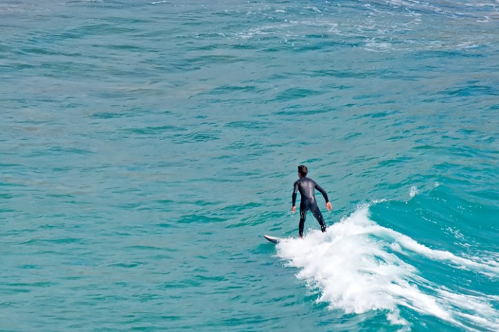 Surfing: a low cost, evidence-based treatment suitable for people of all ages | Photo: Shutterstock