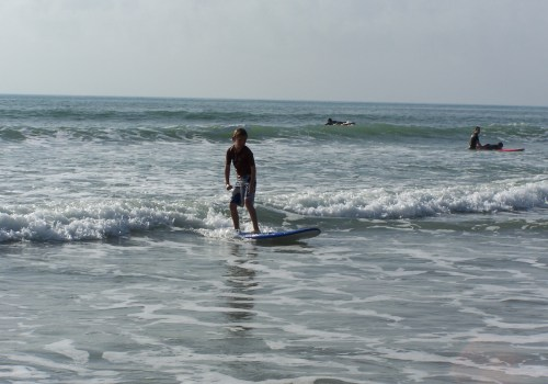 youth surf lessons in florida
