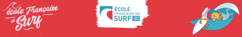Ecole française de surf labenne