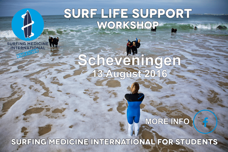 Surf Life Support Workshop SMIS