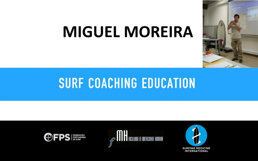 Surf Coaching Education and professionalization