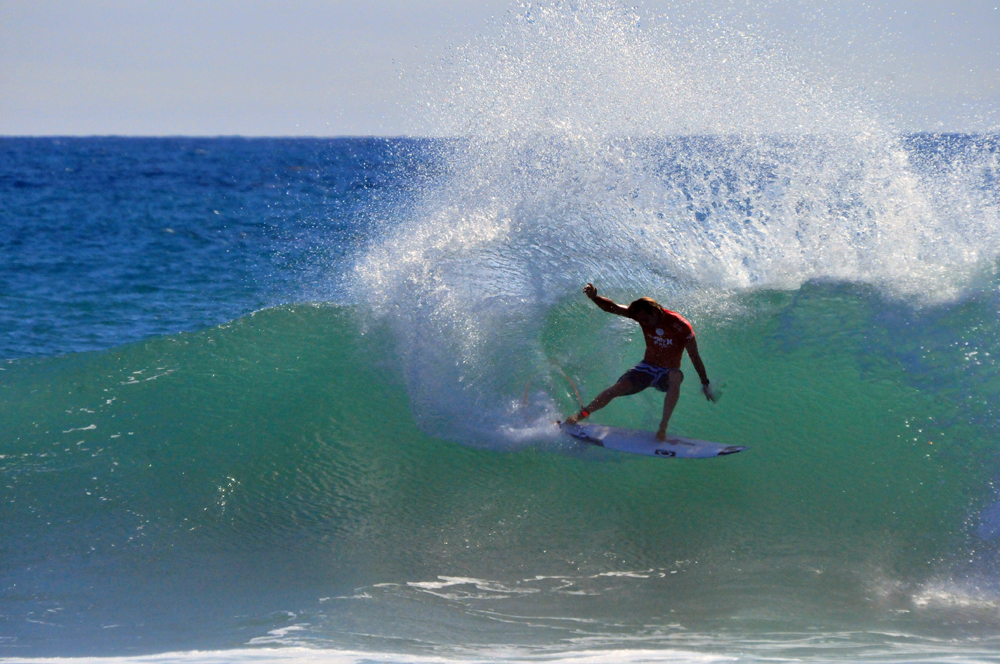Photos: Men's Hurley Pro Finals 2014