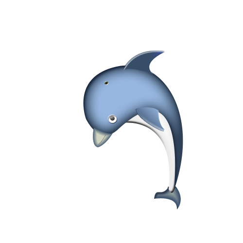 Drawing a Dolphin