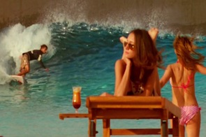 Dion Agius Wave Pool Session | August Cover of Surfing Magazine