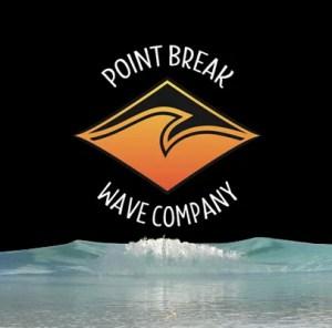 Point Break Wave Company Logo | Surf Park Central