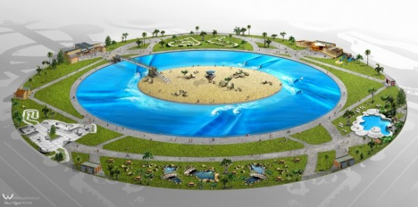 Webber Wave Pools | Circular Surf Park Design | The State of Artificial Waves
