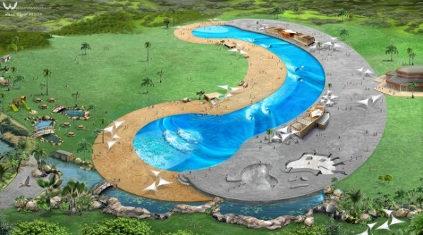 Webber Wave Pools Crescent Surf Park | The State of Artificial Waves