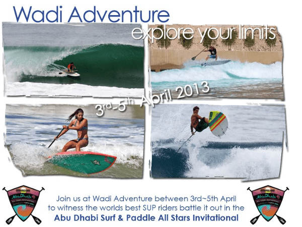 Abu Dhabi All Stars SUP | Waterman League | UAE SUP