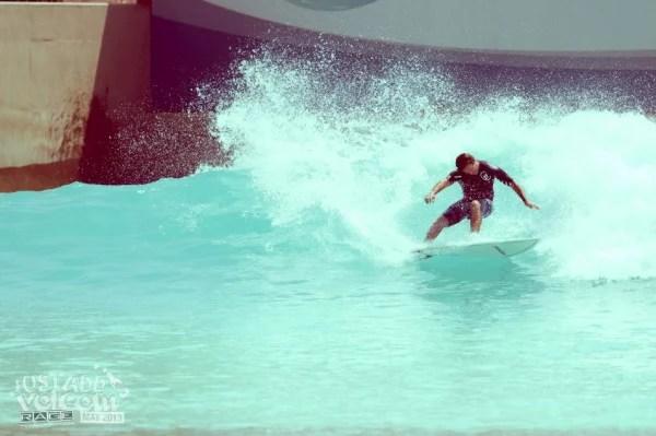 Frontside Hack | Volcom Surf & Skate Jam 2013