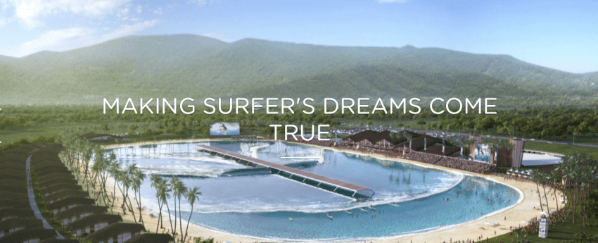 Global Wave Parks Surf Park Vision