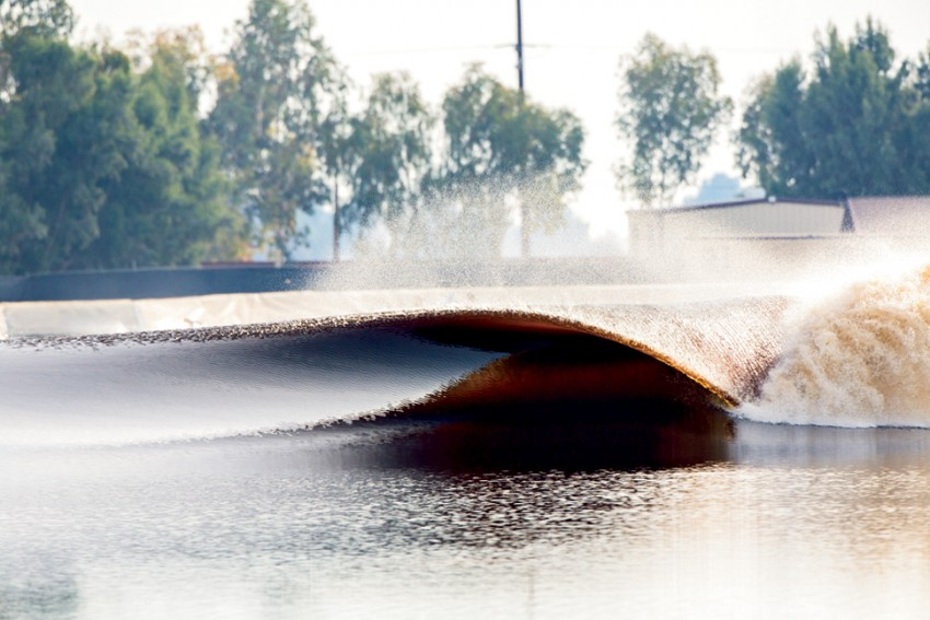 Kelly's Manmade Wave | Surf Park Central