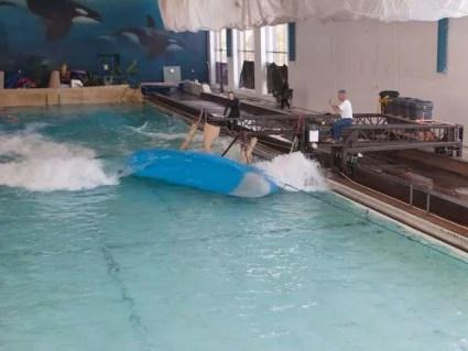 WaveLoch Flying Reef Prototype | Kelly Slater Wave Company