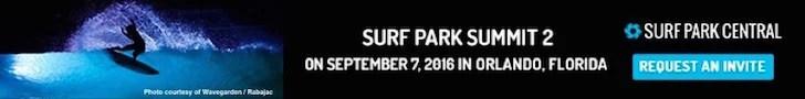 Surf Park Summit 2 Request an Invite | Surf Park Central
