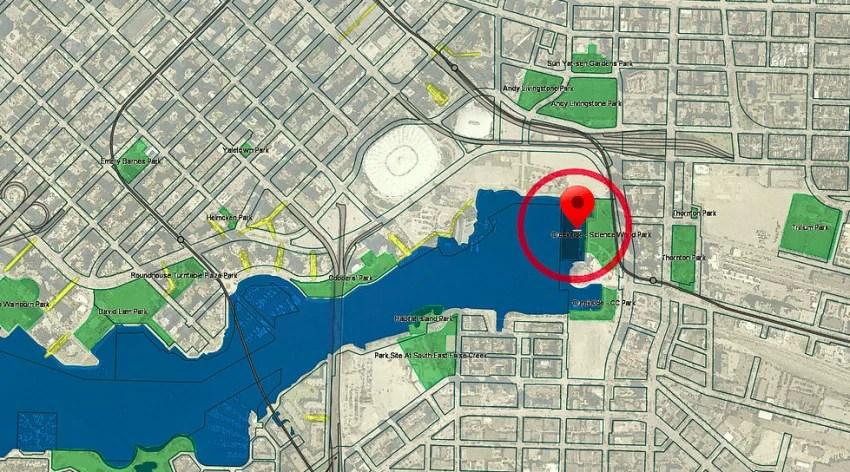 CitySurf Vancouver Proposed Site | Surf Park Central