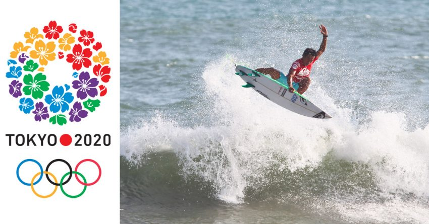 Tokyo 2020 Olympic Surfing Official   Surf Park Central