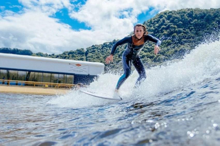Jo Dennison Surf Snowdonia Surf Academy Coach   Surf Park Central