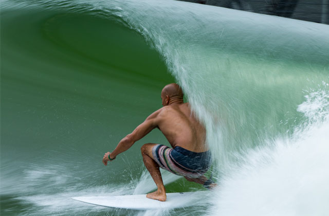 Kelly Slater Wave Company Surf Ranch | Permit Filed August 2017