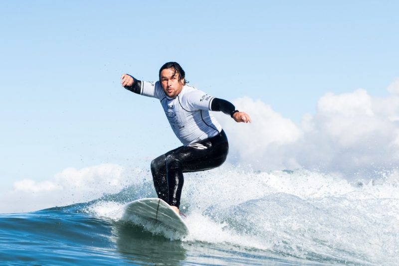 Paralympic Surfing