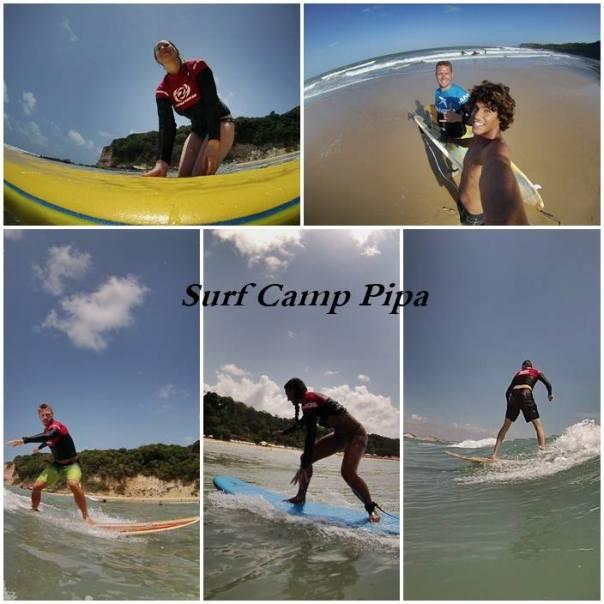 surf school pipa